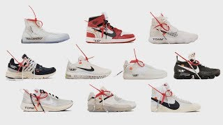 BEST AND WORST OF NIKE X OFF-WHITE!!!