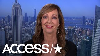 Allison Janney Says Tonya Harding Was Thrilled With How She Portrayed Her Mom In 'I, Tonya' | Access