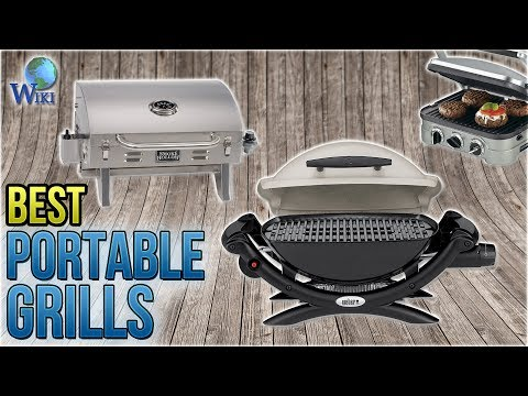 10 Best Portable Grills 2018