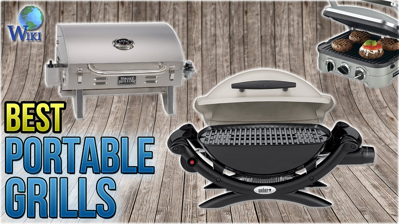 Gasmate Voyager Portable Gas Bbq Review 10 best portable grills 2018