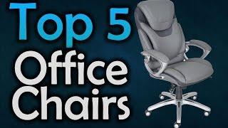 Video ▶️ Best Office Chairs - The Top 5 Office Chairs in 2017! download MP3, 3GP, MP4, WEBM, AVI, FLV Agustus 2018
