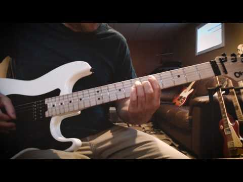 """White Lion """"Tell Me""""  - Backing Track with Guitar"""