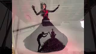 Sparkles! RuPaul's Drag Race Season 13 Finale gown process!
