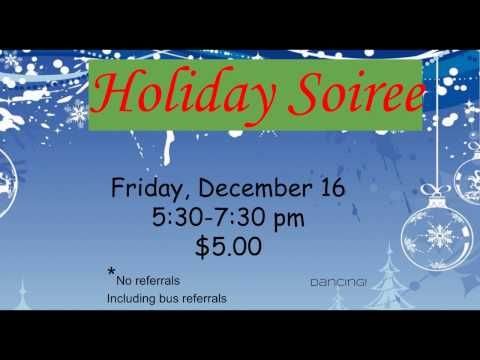 Lakeforest Elementary Holiday Soiree Presented by SGA