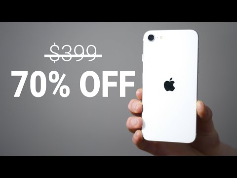 These are the best iPhone SE 2020 deals