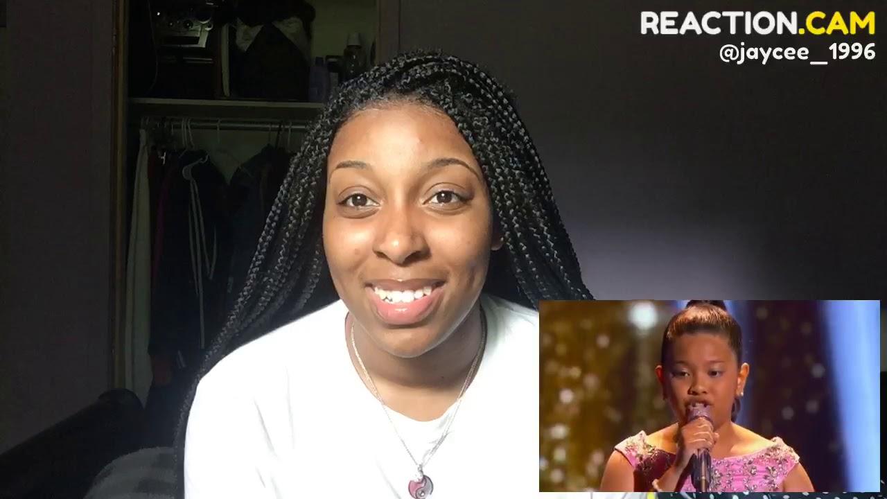 New Intro Elha Nympha Sings Sia S Chandelier Little Big Shots Season 2 Reaction