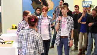 WZ-TV: Kampf der kleinen Erntehelfer