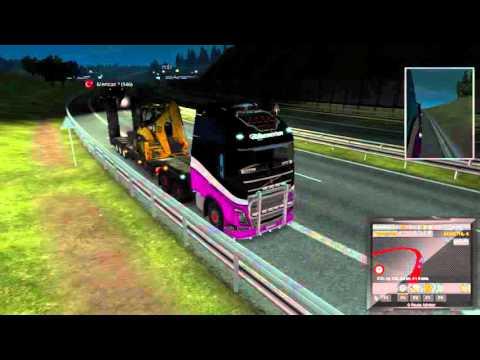 Как говорить в Euro Truck Simulator 2 multiplayer