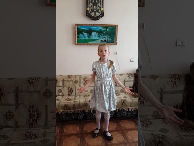 Изображение предпросмотра прочтения – ДианаКушхова читает произведение «Памяти В.А.Жуковского» Ф.И.Тютчева