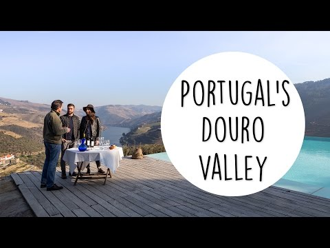 PORTUGAL'S DOURO VALLEY WITH MONARCH | AD