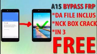How To Bypass Google Account On Itel A15