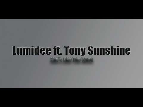 Lumidee Ft.Tony Sunshine - She's Like The Wind