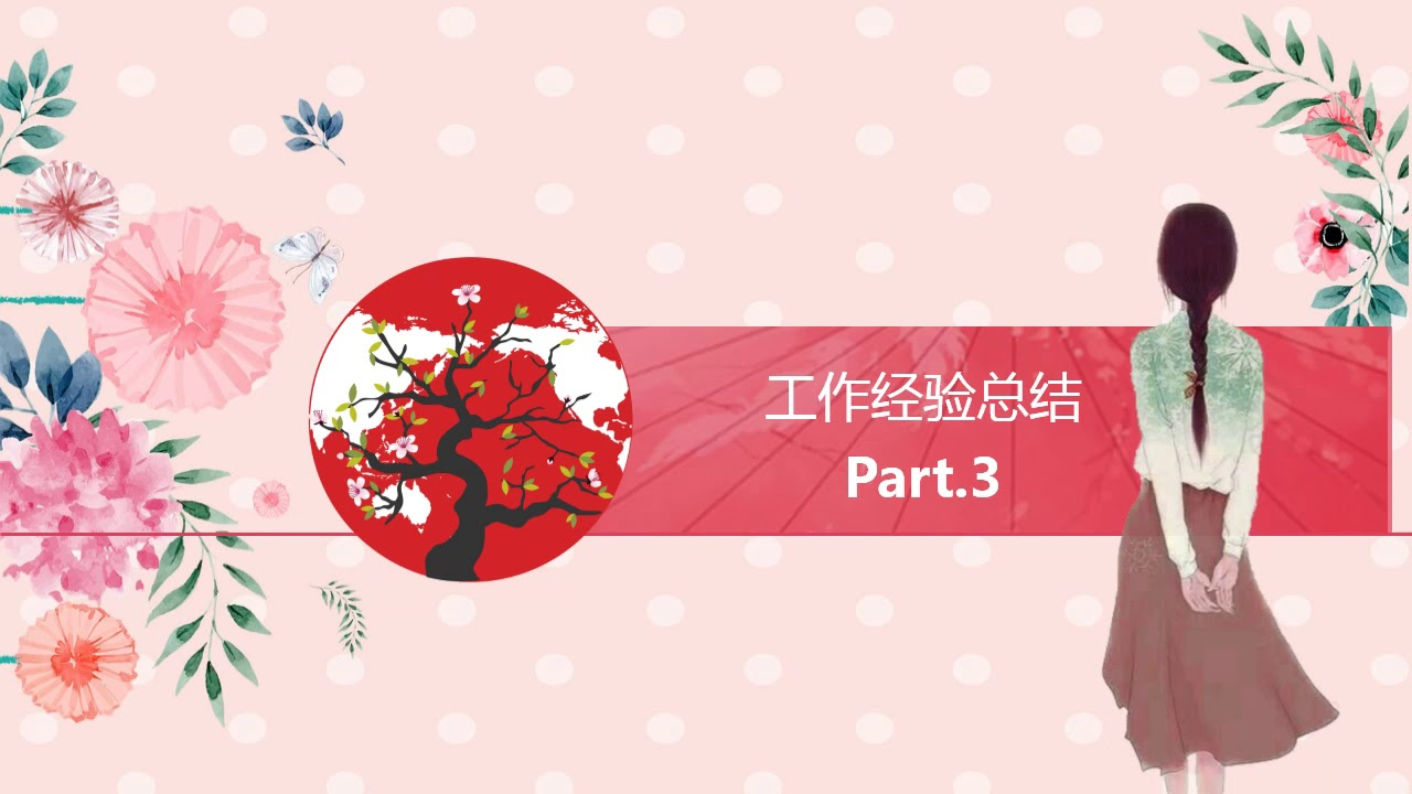 Japanese Style Ppt Template 2 Free Download 2018 Youtube
