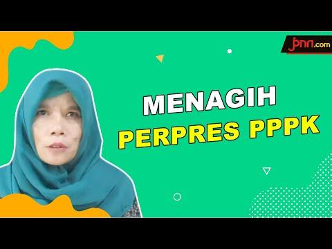 Titi Honorer K2 Menanti Perpres PPPK Terbit