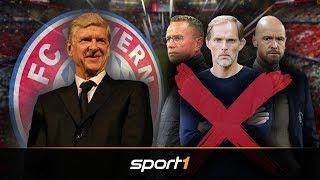 Immer mehr Absagen: So schwierig wird Bayerns Trainersuche | SPORT1