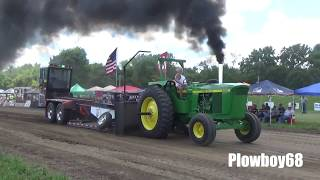 14,000lb Farm Stock Tractors in Sheffield, IL, July 8th, 2017
