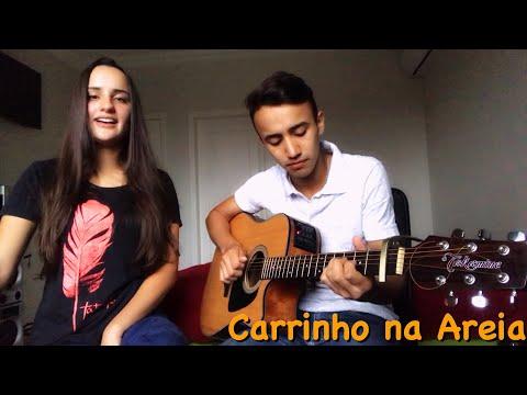 Carrinho Na Areia - Gusttavo Lima - Dalmi Junior feat Bruna Monteiro