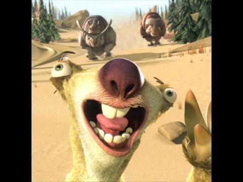Ice Age - Sid (Greek)
