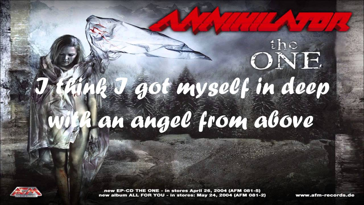 Annihilator – Army Of One Lyrics | Genius Lyrics