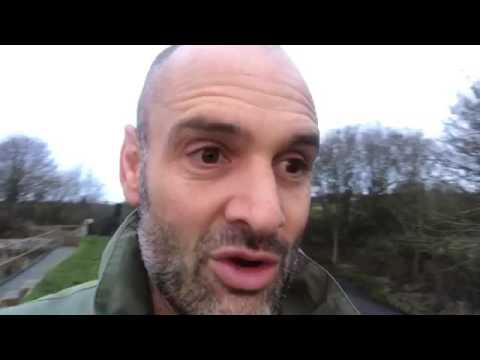 Ed Stafford: Dealing with the stresses of Christmas