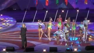 Юлианна Караулова - I фестиваль национальных видов спорта СНГ