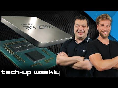 Schnellste Gaming-CPU Von AMD!?   Game-Flat Von Microsoft   Firefox Premium - Tech-up Weekly #158