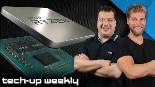 Schnellste Gaming-CPU von AMD!? | Game-Flat von Microsoft | Firefox Premium - Tech-up Weekly #158