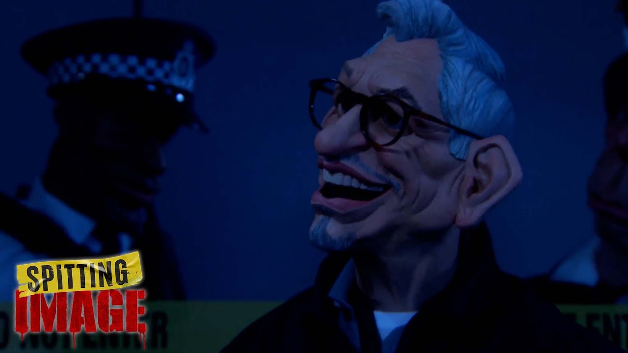 CSI: Match Of The Day   Spitting Image   Brit Box