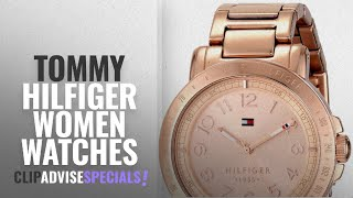 10 Best Selling Tommy Hilfiger Women Watches  2018    Tommy Hilfiger  Women s 1781396 Rose ... a2cb06ea18f