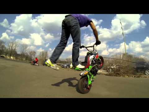 Escoto Brothers 50 Stunts