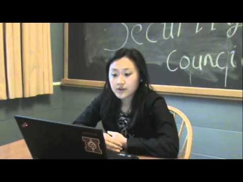 Training Video HMUN China 2014