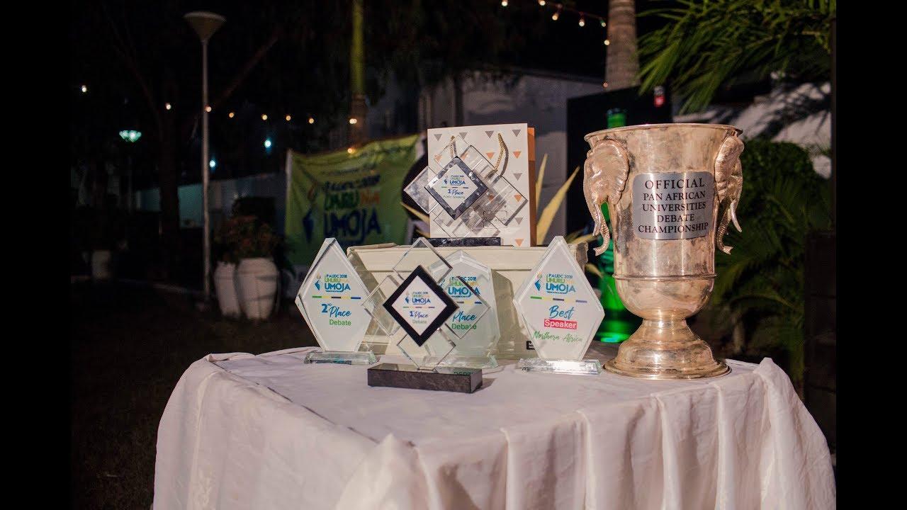 PAUDC TANZANIA 2018 DEBATE FINAL
