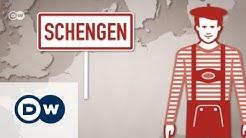 Was ist das Schengener Abkommen? | Made in Germany