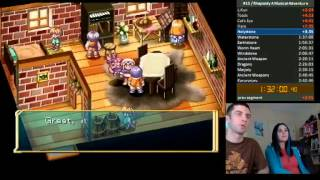 Rhapsody A Musical Adventure Speedrun Let