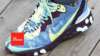 Totally WRONG About The NIKE x Undercover REACT 87 Collab