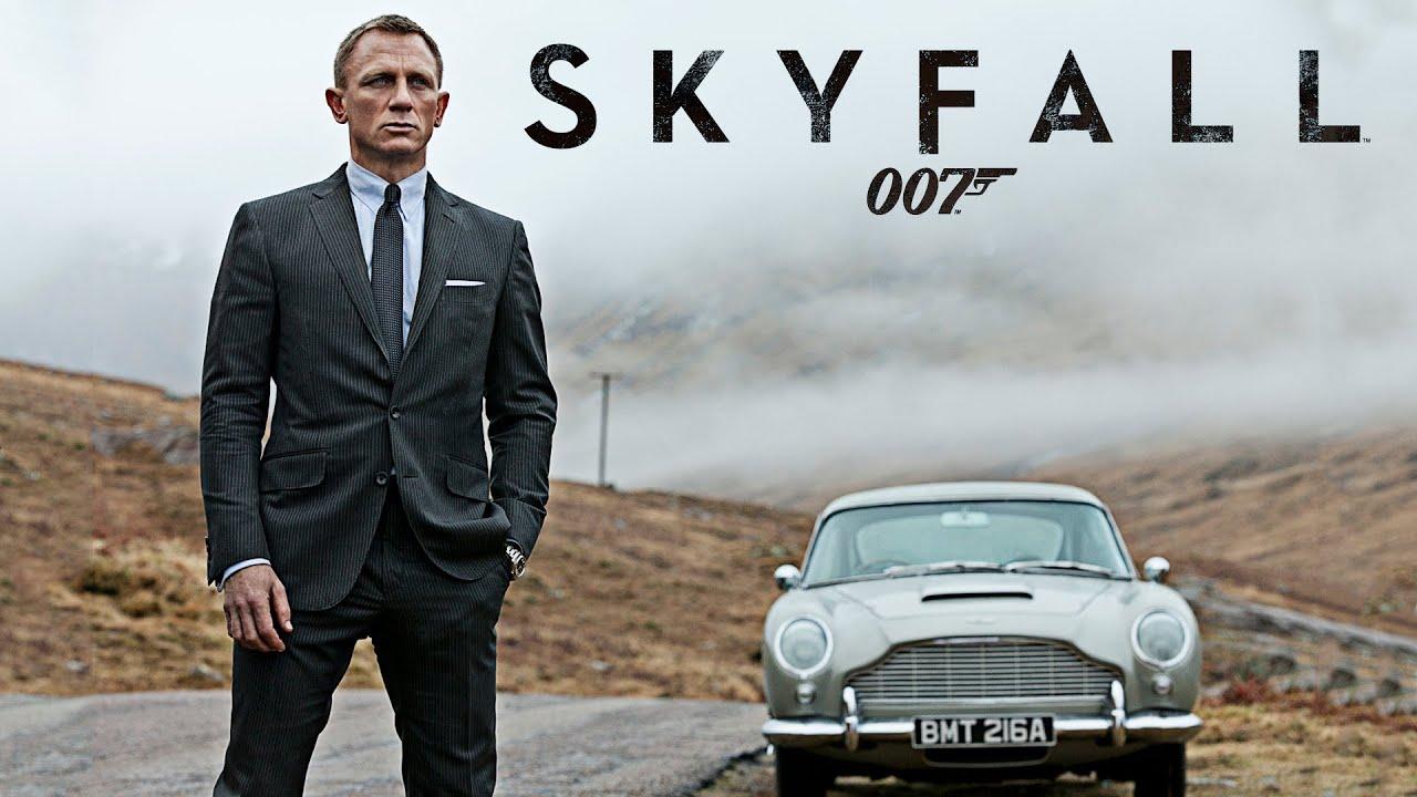 Bond Skyfall