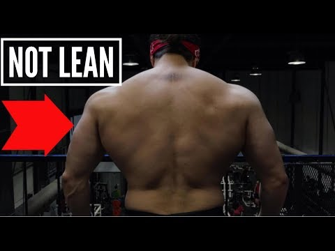 Just How Much Lean Muscle Mass In The Event You Be prepared to Build