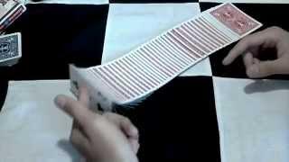 Трюки с лентой [Обучение] - Урок. Трюки с Картами.