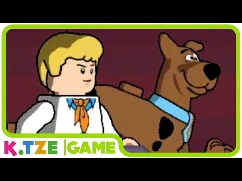 Lego Scooby Doo auf Deutsch 🐶 Film als Spiele App | Folge 4.