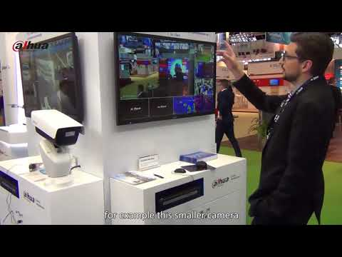 Product Highlights Presentation at Amsterdam Security Expo - Dahua