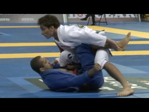 Guilherme Mendes VS Pablo Silva / World Championship 2012