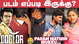 DOCTOR Public Review | Thug Life Review???? | Sivakarthikeyan | Doctor Public Response | Nelson