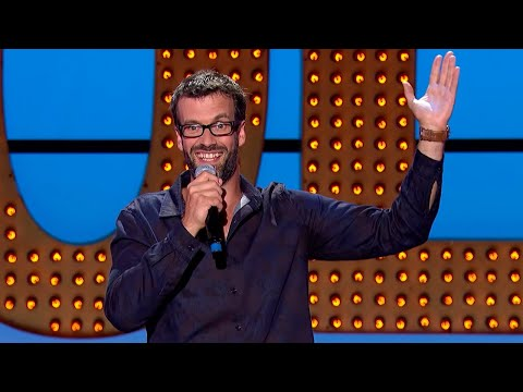 Marcus Brigstocke on The EU Nightclub - Live at the Apollo - Series 9 - BBC Comedy Greats