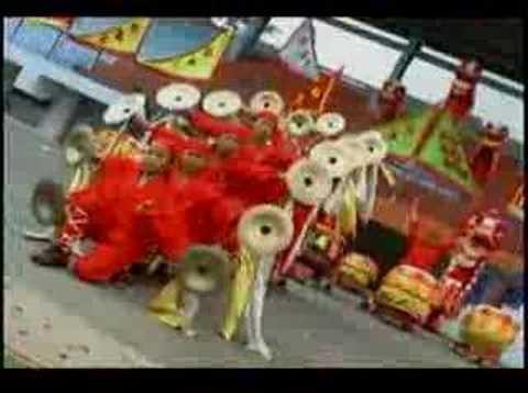 Vietnam Dragon & Lion Dance Show 6