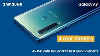 Samsung Galaxy A9 - World
