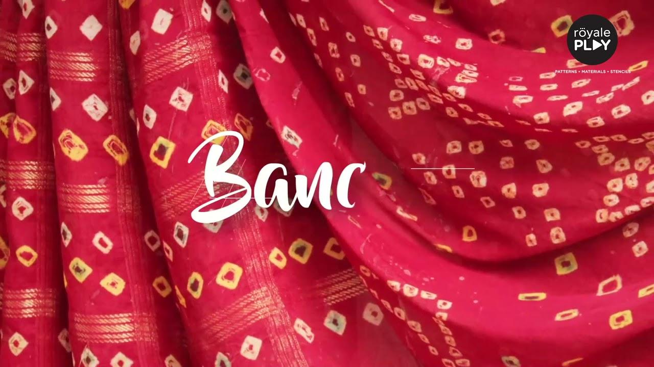 Bandhej   Royale Play Taana Baana by Asian Paints   Wall Textures