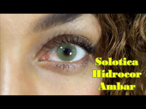 420a5585fda2 NEW! Solotica Hidrocor AMBAR 2016 Review - YouTube