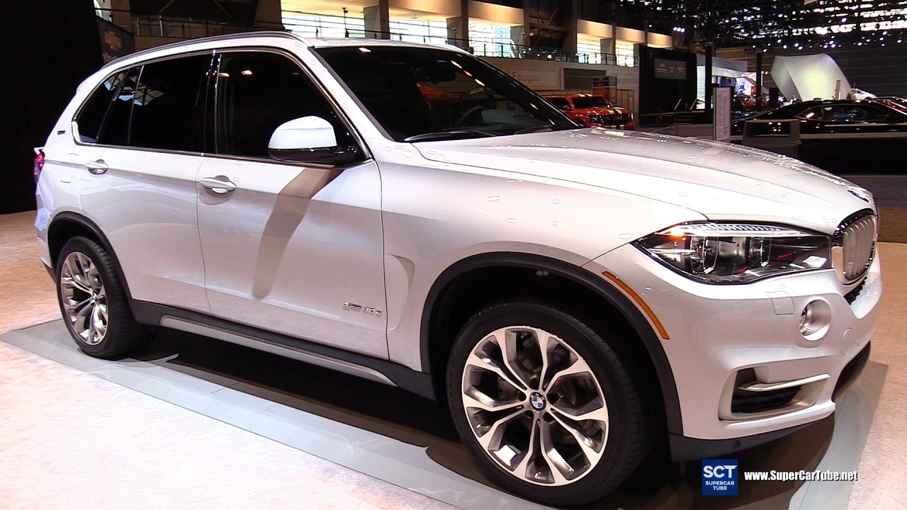 2017 Bmw X5 Xdrive40e Iperformance Exterior Interior Walkaround Chicago Auto Show