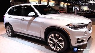 2017 BMW X5 xDrive40e iPerformance - Exterior  Interior Walkaround - 2017 Chicago Auto Show