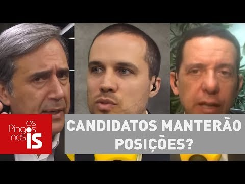 Debate: Bolsonaro, Marina e Ciro manterão posições até depois da Copa?